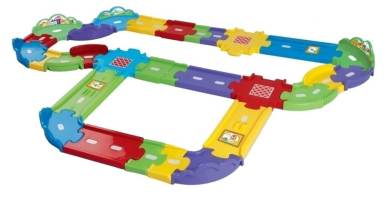 70277- VTECH Toot Drivers Deluxe Track Set